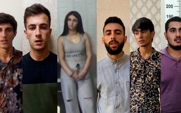"""""""TikTok""""da narkotiki təbliğ edən 6 nəfər tutuldu - Video"""