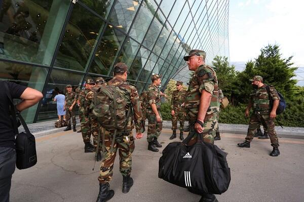 Firefighting teams of Azerbaijan's MES leave for Turkey