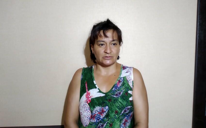 Polis əməliyyatı: 40 yaşlı qadın narkotiklə tutuldu