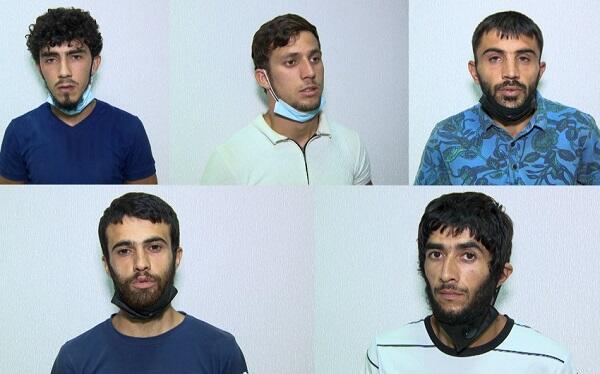 Bakıda tiryəkxana aşkarlandı: 5 nəfər saxlanıldı - Video