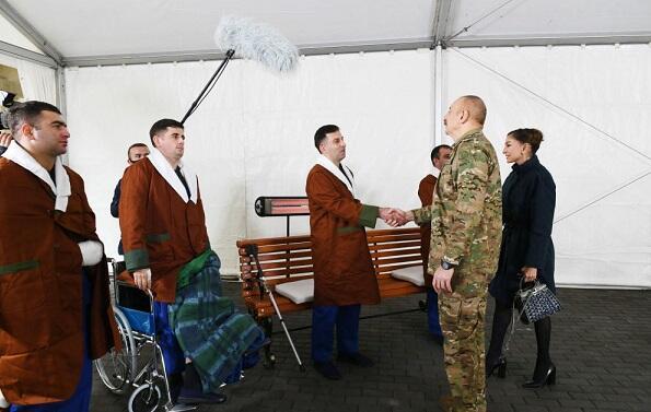Ветеран войны получил должность на телеканале ARB
