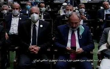 Nikol mərasimi ələ saldı, İran bunu bağışlamayacaq - Foto