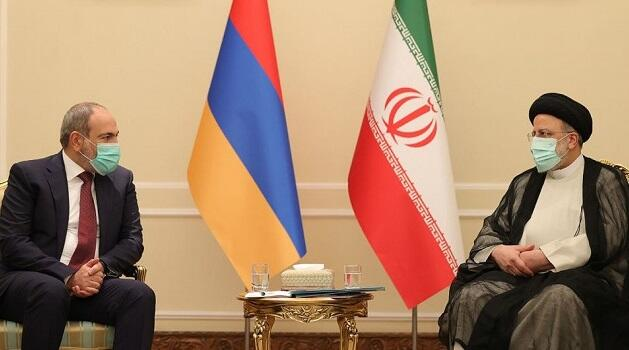 Nikol discussed the Iranian trucks with Raisi