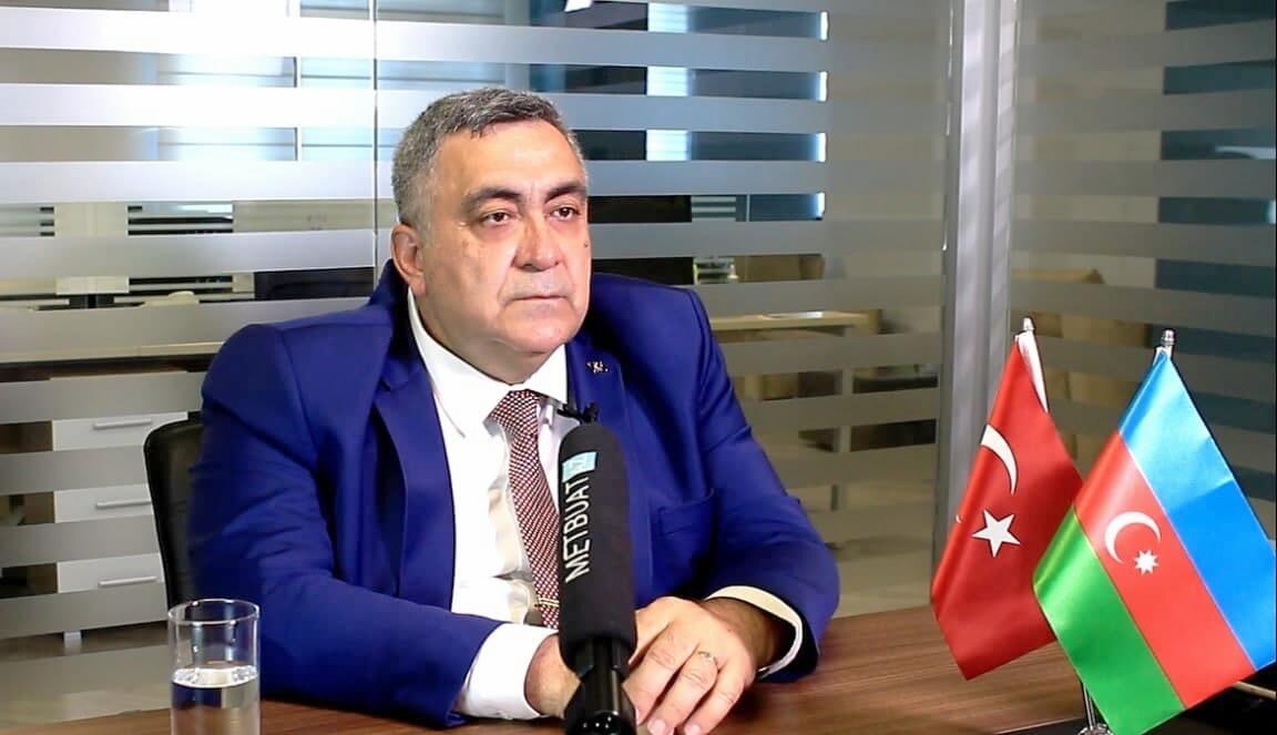 Türk general: Kimsə Bakıya barmaq silkələyə bilməz - Video