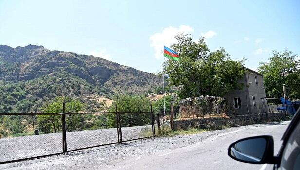Bakı və Tehran arasında Gorus-Qafan yolu ilə bağlı müzakirə