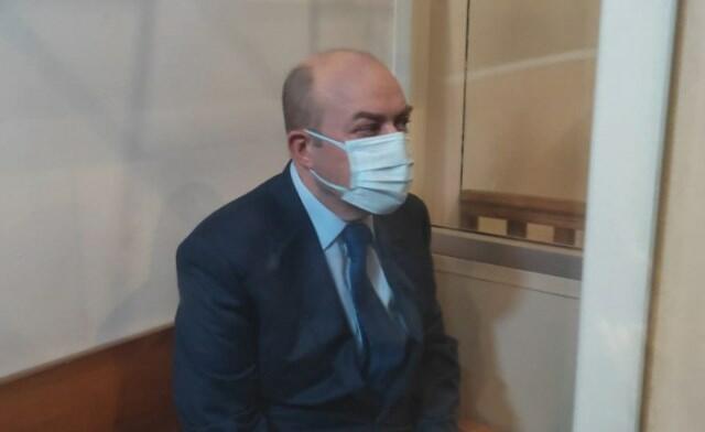 Eldar Həsənov prokurorun suallarını cavablandırdı