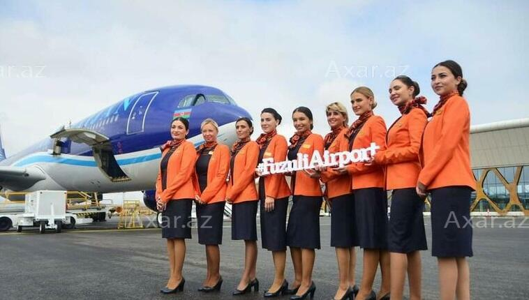 AZAL: Füzuli Hava Limanı beynəlxalq uçuşlar üçün açıqdır