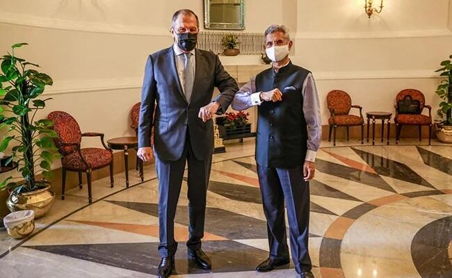 Jaishankar and Lavrov discussed Afghanistan at SCO summit
