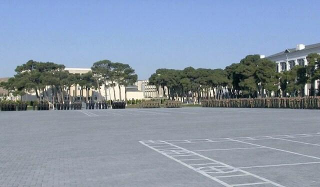 New training year starts in the Military Academy -
