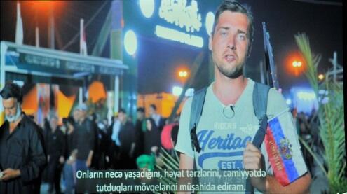 """""""Başqa həyat"""" adlı filmin təqdimatı oldu - Foto"""