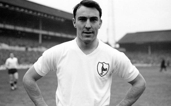 The famous English footballer has died