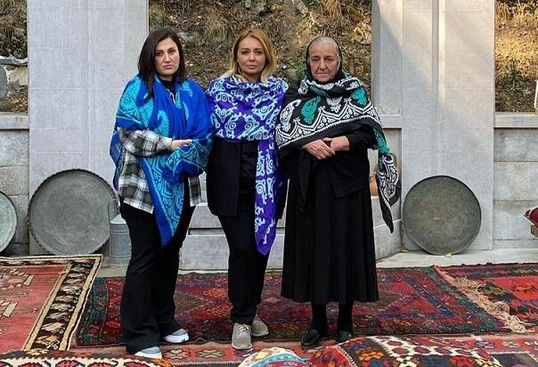 Polad Hashimov's mother is in Shusha -
