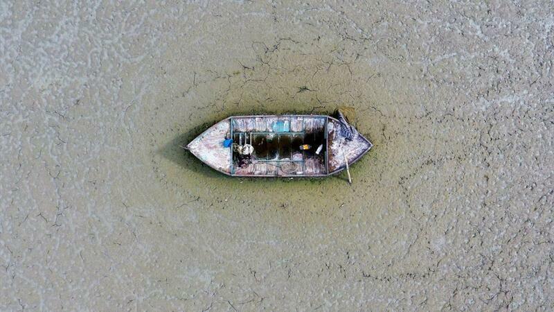 Türkiyədə daha bir göl qurudu