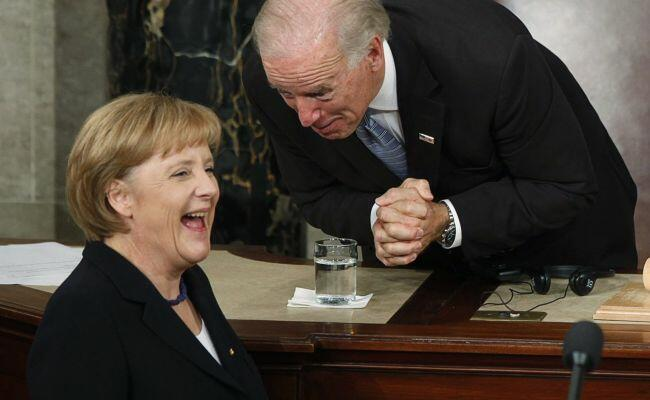 Меркель не ответила на первый звонок Байдена – СМИ