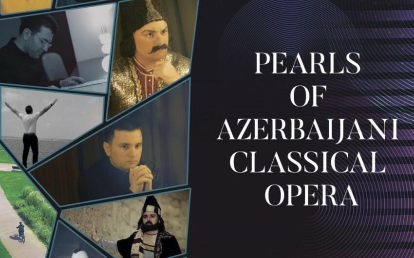 """""""Azərbaycan Opera İnciləri"""" filmi təqdim edildi"""