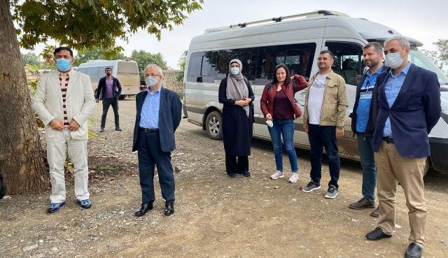 Замглавы МИД Ирана посетил Агдам - Фото