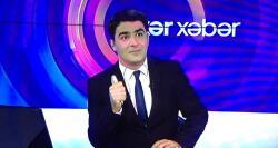 Elvin Basqallı Xəzər TV-yə keçdi