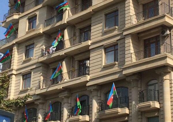 Пусть каждый вывесит флаг Азербайджана – призыв