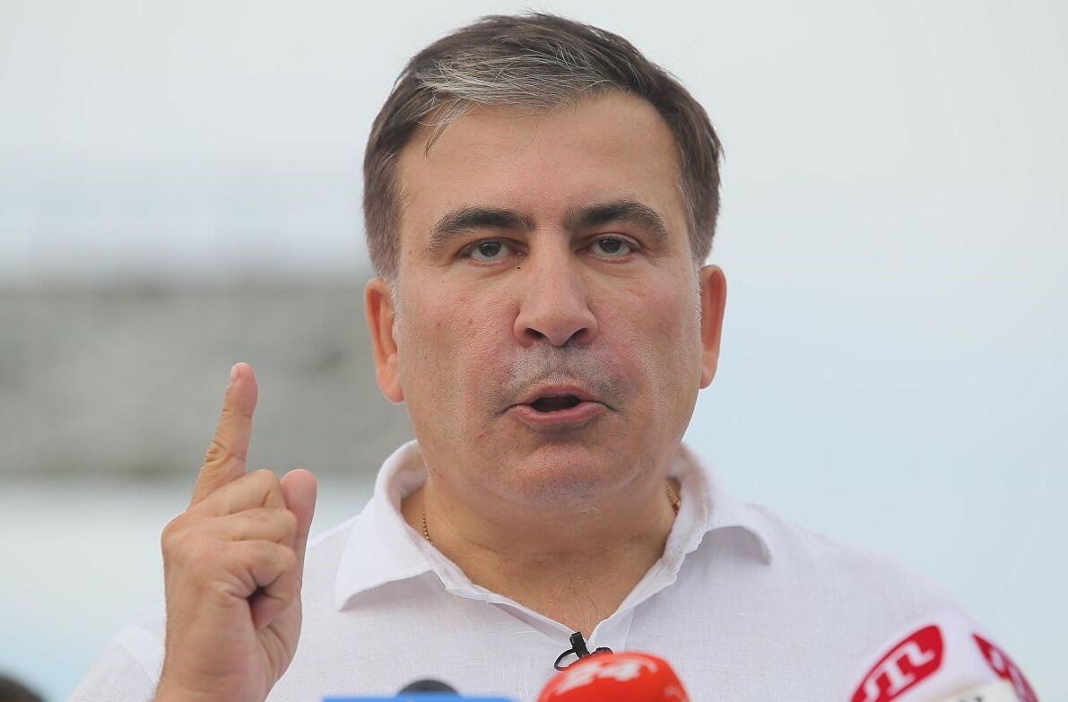 Həkimi açıqladı: Saakaşvili buna hazırdır!