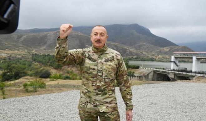 Спустя много лет мы испытали радость Победы - Алиев