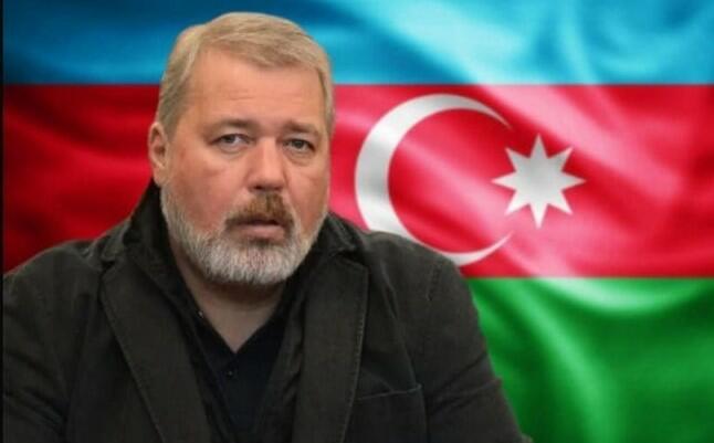 """Rus jurnalistin Nobel alması ermənilərə """"od qoydu"""""""
