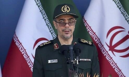 İran Baş Qərargah rəisi Rusiyaya silah almağa gedib