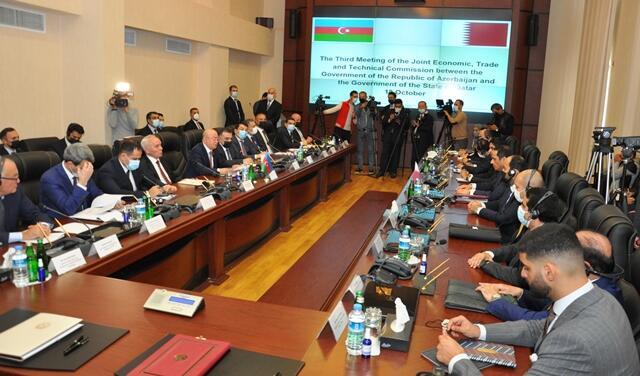 Azərbaycan və Qətər arasında protokol imzalandı