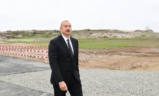 Алиев: После Губадлы мы продолжили победное шествие