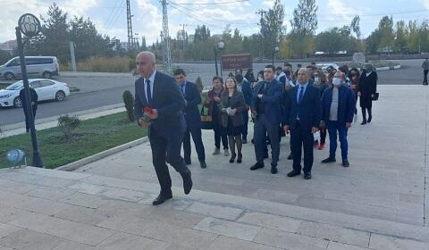 Day of Restoration of our Independence celebrated in Kars