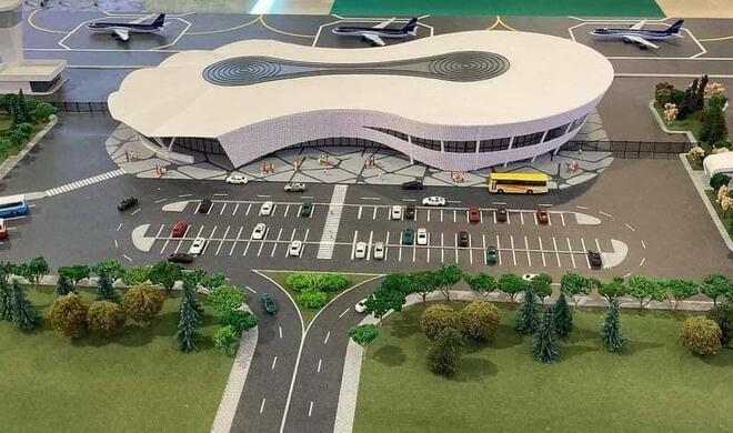 Когда будет готов Зангиланский аэропорт?
