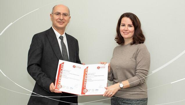 Azercell  удостоен сертификата соответствия стандарту