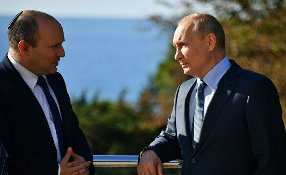 Putin Bennettə Soçidə dincəlməyi təklif etdi