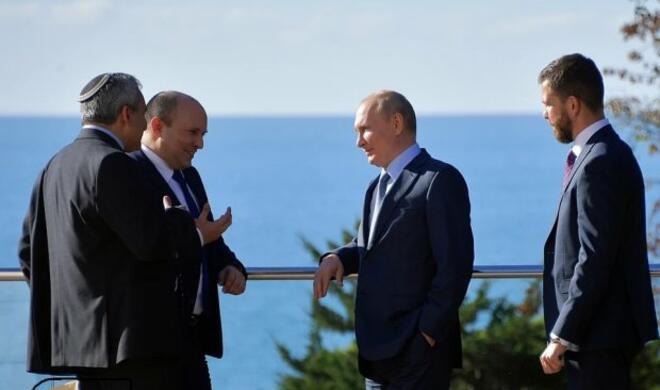 Встреча Путина и Зеннета: Что было в тайном пакете?