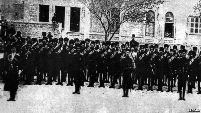 Rus ordusunun əməliyyatı: Bakı belə işğal edildi