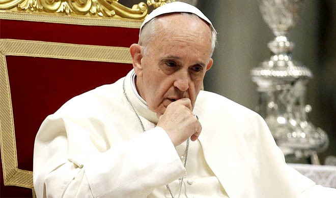 Pope's shocking statement: The US has defeated itself