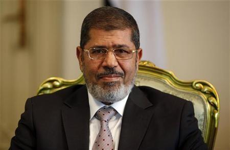 محمد مرسی وفات ائتدی