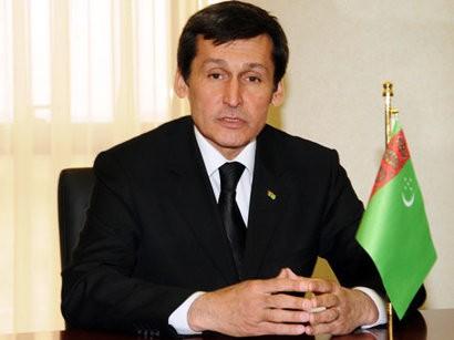 В Баку прибыл глава МИД Туркменистана