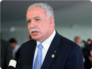 Palestinian Foreign Minister arrives in Ankara