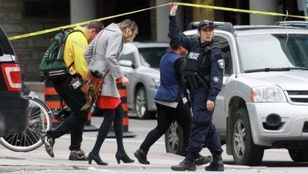 В школе в Мэриленде произошла стрельба