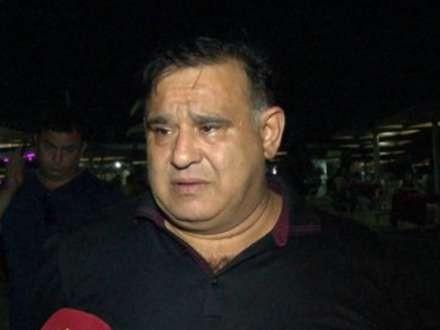 Tacir Şahmalıoğlunun oğlu qəzaya düşdü