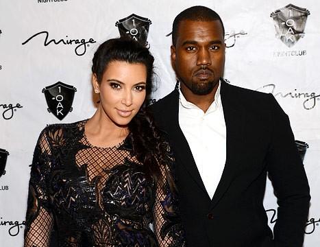 Kardashian's husband Trump is a rival