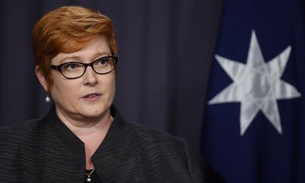 Fransanın hədələrinə Avstraliyadan diplomatik cavab