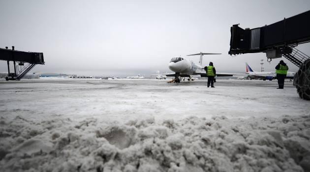 Вылеты из аэропорта в Тегеране приостановлены