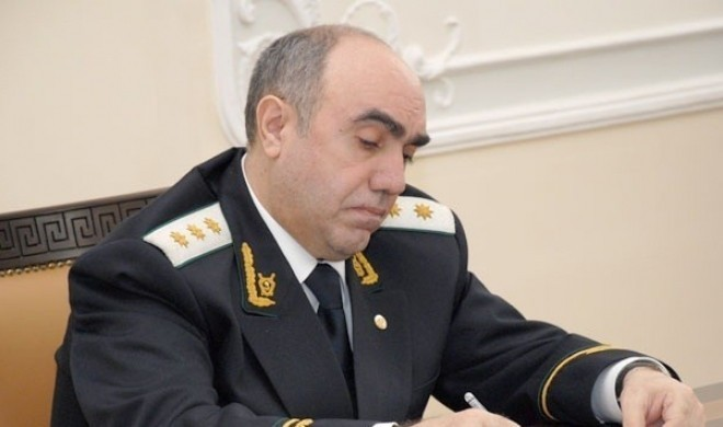 Qaralov yeni prokuror təyin etdi