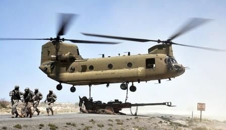 ABŞ Britaniyaya 16 helikopter satdı