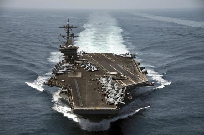 ABŞ donanmasını Suriyada saxlayır – Rusiyaya cavab...