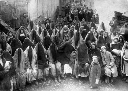 Azərbaycan qadınları 105 il əvvəl... - Foto