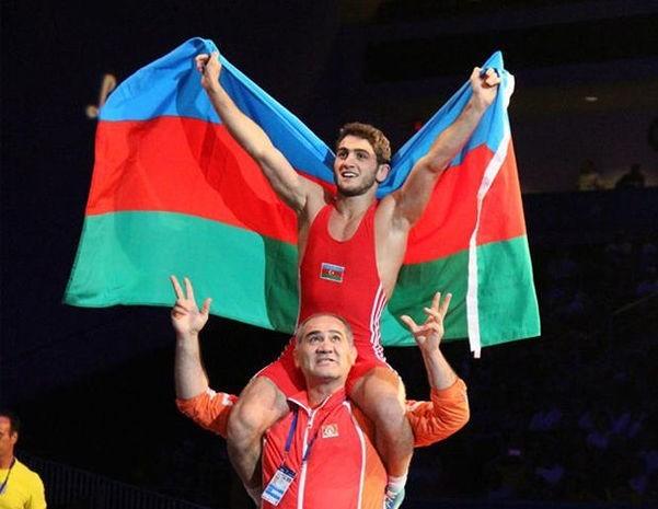 Azərbaycan İslamiadada 65-ci qızıl medalını qazandı