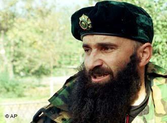 Basayev rus kəşfiyyatına çalışırdı - FSB-nin eks-şefi