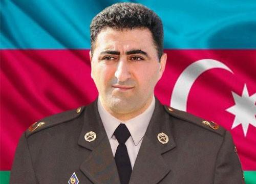 Ramil Səfərovun rütbəsi artırıldı - Foto